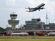 Berlin: Mehrheit bei Volksentscheid für Weiterbetrieb von Tegel