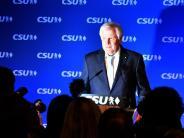 Polit-Beben in Bayern: Seehofer übernimmt Verantwortung für CSU-Pleite