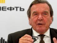 Russland: Schröder lässt sich nicht bremsen