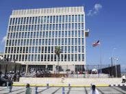 Rätselhafte Schallangriffe: USA ziehen Diplomaten aus Kuba ab