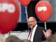 Schulz-Auftritt inCuxhaven: SPDstartet heiße Phase des Niedersachsen-Wahlkampfs