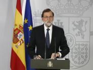 News-Blog: Katalonien: Spanien will Regionalregierung entmachten