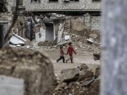 UN-Bericht zur Lage der Kinder: Über8000 Kinder 2016 in Konflikten getötet oder verstümmelt