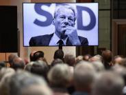 Gedenkveranstaltung in Berlin: SPD erinnert zum 25. Todestag an Willy Brandt