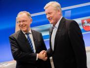 Vor der Landtagswahl: Niedersachsen-SPD liegt in neuer Umfrage vor CDU