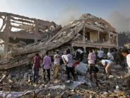 Somalia: Blutiger Terroranschlag mit vielen Toten erschüttert Somalia