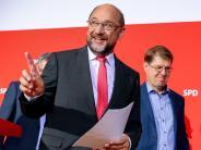 Reaktionen: Niedersachsen-Wahl: Jetzt hat Schulz doch noch einen Sieg bekommen