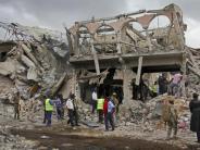 Lastwagen gesprengt: Fast 300 Tote nach Anschlag in Mogadischu