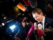Wahl in Österreich: Der neue starke Mann in Österreich: Wer ist Sebastian Kurz?