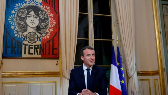 Macron will Weinstein Auszeichnung der Ehrenlegion entziehen