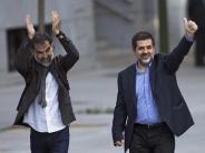 Kampf um Unabhängigkeit: Katalanische Aktivisten verhaftet - Aufruf zu Protesten