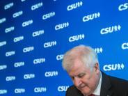 Umfrage: CSU-Anhänger vertrauen Merkel mehr als Seehofer