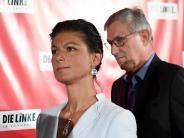 Rückhalt aus der Fraktion: Linke-Chefs attackieren Wagenknecht