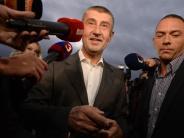 Euroskeptischer Populist: Milliardär Babis gewinnt Wahl in Tschechien