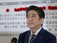 Debatte um Verfassungsänderung: Regierungspartei gewinnt Wahl in Japan
