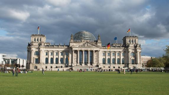 Liveblog: Erste Sitzung des Bundestags - Ärger mit AfD droht