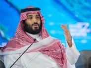 Liberalisierung: Saudischer Kronprinz verspricht «moderaten Islam»