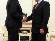 : Kurzbesuch bei Putin