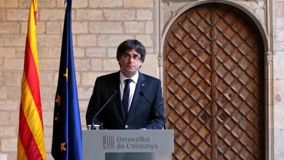 Spaniens Senat zusammengetreten - stimmt über Zwangsmaßnahmen ab