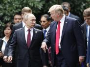 Erklärung beimApec-Gipfel: Kein Treffen Trumps mit Putin - aber Erklärung zu Syrien