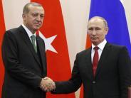 Erdogan bei Putin: Russland macht Druck für Syrienlösung