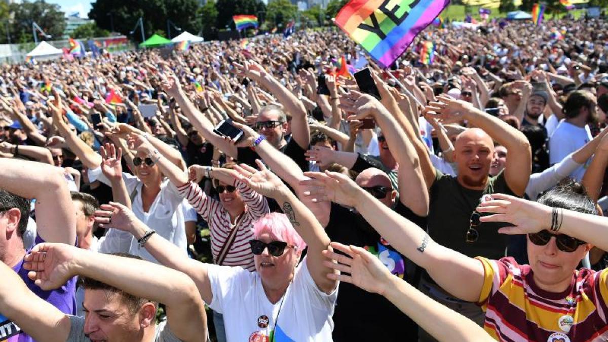 Ehe fr alle-Abstimmung im Ticker: Bundestag stimmt