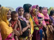 : Experten warnen vor Völkermord