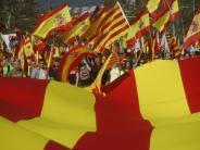 Katalonien-News-Blog: Vor Regionalwahlen: Knappe Mehrheit für Unabhängigkeit Kataloniens