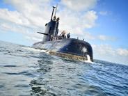 Argentinien: Militär hat Hoffnung bei Suche nach verschollenem U-Boot