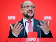 Kommentar: Martin Schulz – ein Parteichef auf Abruf?