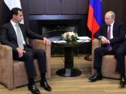 Kommentar: Wladimir Putin hat in Syrien dem Westen eine Lektion erteilt