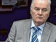 Kriegsverbrechen: Srebrenica: UN-Tribunal fällt Urteil über Ex-General Mladic