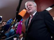 """Pressestimmen: Horst Seehofer und die CSU: """"Entscheidung? Verschoben"""""""
