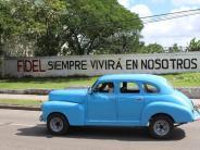 Erster Todestag: Gedenken auf Kuba: Ein Jahr ohne Fidel Castro