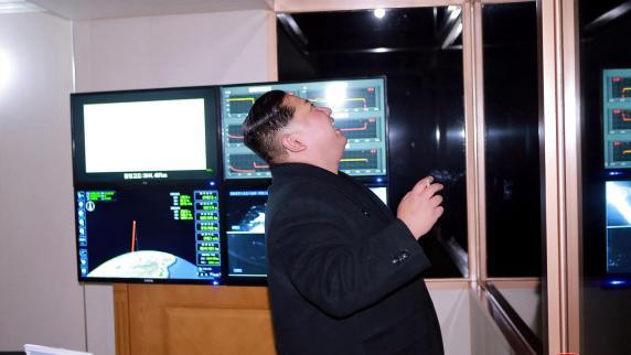 USA drohen Nordkoreas Führung mit