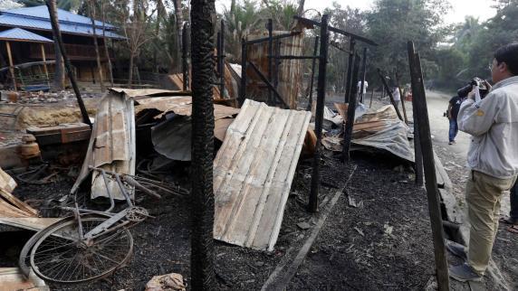 In Bangladesch nannte der Papst Rohingya doch noch beim Namen