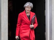 Dauereinsatz gegen Terroristen: Terroranschlag gegen Premierministerin May vereitelt