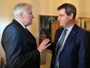 Sondierungen: Seehofer hat das letzte Wort für CSUbei GroKo-Gesprächen