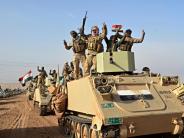 Nach jahrelangen Kämpfen: TerrormilizIS im Irak militärisch besiegt