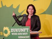 Grüne: Annalena Baerbock will Grünen-Parteichefin werden