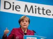 Koalitionssuche: Merkel will zügige Gespräche für «stabile Regierung» mit SPD