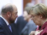 Große Koalition: Für Merkel ist die GroKo nur die zweite Wahl