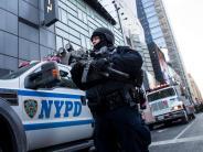 Terror in New York: Explosion in Manhattan: Zum Glück ging die Bombe vorzeitig los