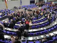 Orientiert an Richtergehältern: Bundestagsdiäten richten sich weiter nach Lohnentwicklung