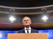 Kritik an Tusk: Asylstreit überschattet letzten EU-Gipfel des Jahres
