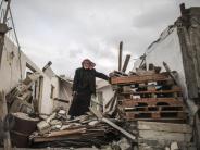 Jerusalem-Krise: Zusammenstöße zwischen Palästinensern und israelischen Soldaten