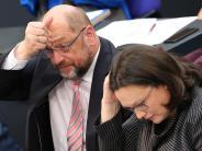 Kommentar: Das Problem der SPD mit Martin Schulz