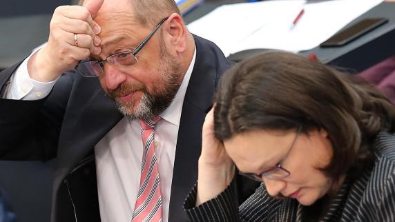 SPD will Sondierungsgespräche mit Union