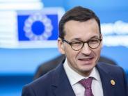 Umstrittene Justizreform: Bericht: EU-Kommission bereitet Verfahren gegen Polen vor