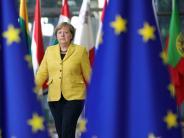 Europäische Union: Flüchtlingspolitik: Merkel kommt in der EU nicht weiter